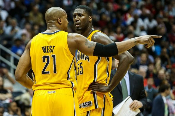 Indiana Pacers, Eastern Conference, NBA Power Rankings