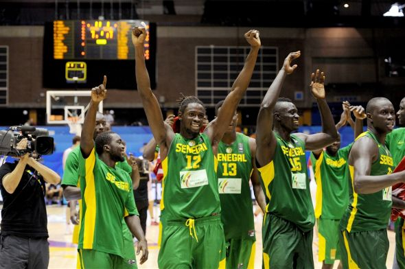 In two days, Senegal has doubled its win total in FIBA world competition, stunning Croatia on Tuesday. (FIBA photo)
