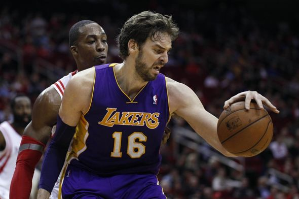 los angeles lakers ranking the top 10 players in