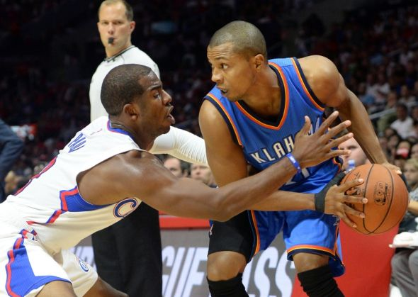 Image result for sebastian telfair THUNDER