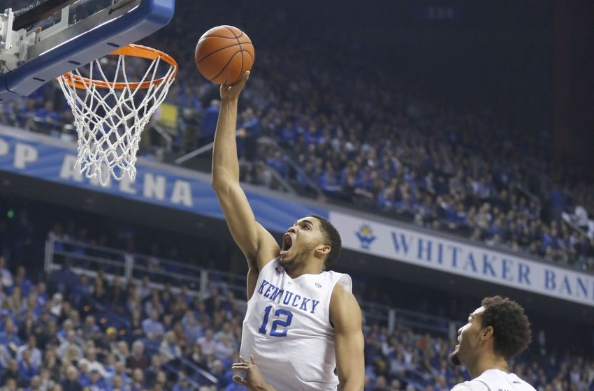 Uk Basketball: SEC: Time To Let Karl-Anthony Towns Loose