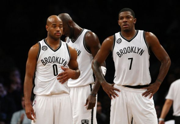 英�yf����(K�ny��K�_brooklyn, ny, usa; brooklyn nets guard jarrett jack (0) and for