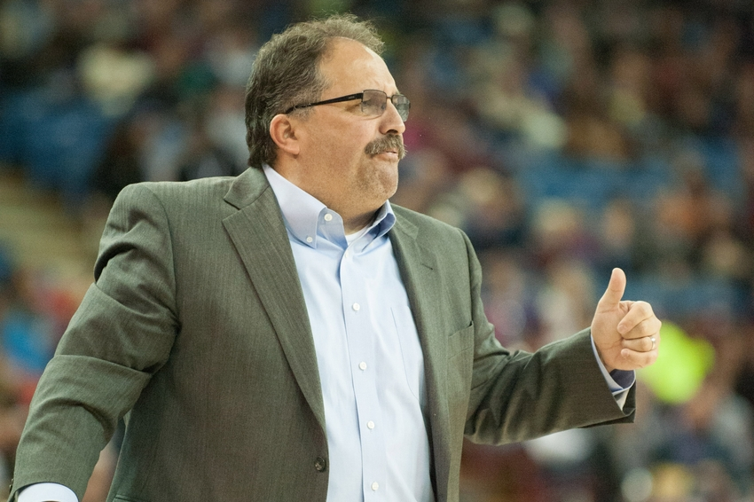 Stan Van Gundy 2014 Head Coach Stan Van Gundy