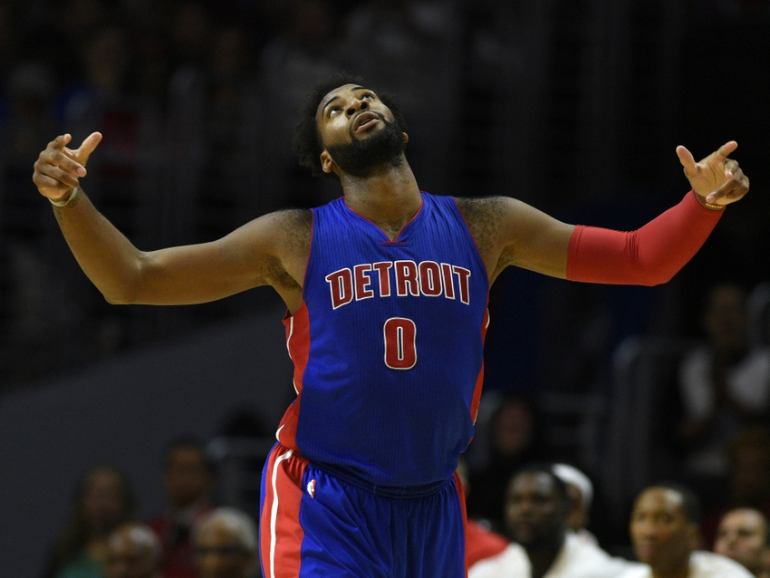 Andre-drummond-nba-detroit-pistons-los-angeles-clippers