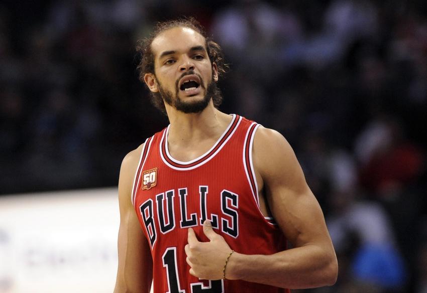NBA Rumors: Top 5 Free Agency Options For Joakim Noah