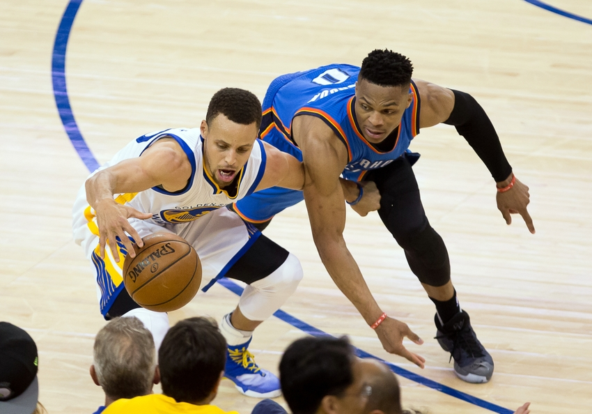 Watch Oklahoma City Thunder vs. Golden State Warriors Game 7 LIVE Streaming - Watch PBA Live