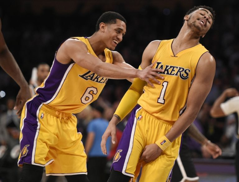 Los Angeles Lak... Lakers Roster