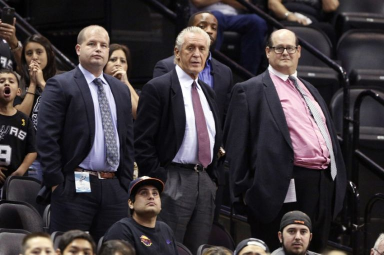 Pat-riley-nba-preseason-miami-heat-san-antonio-spurs-768x511