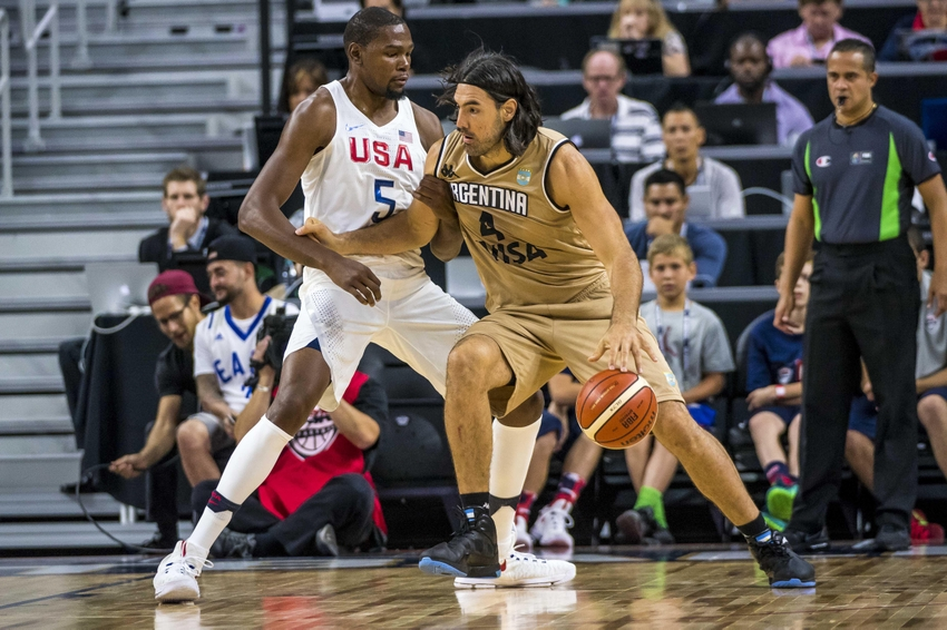 Team USA destroys Argentina as Luis Scola scores 10