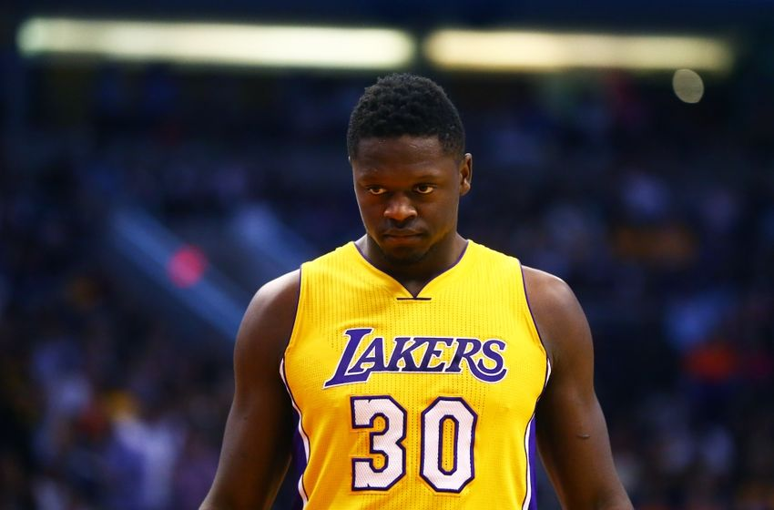 Image result for julius randle lakers bust