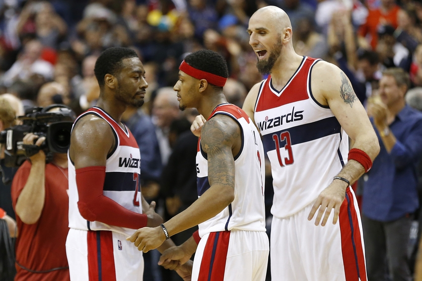 The Washington Wizards  hopes of a third straight playoff berth collapsed  amid injury and underachievement. How much changes with Scott Brooks at the  helm  7edb2009f