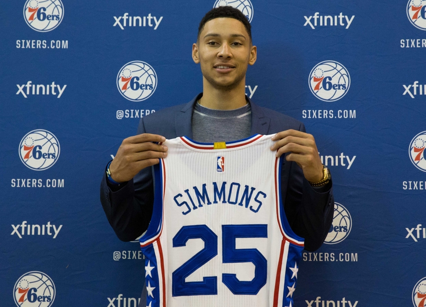 The Philadelphia 76ers rebooted the rebuilding process 8ddeb4042