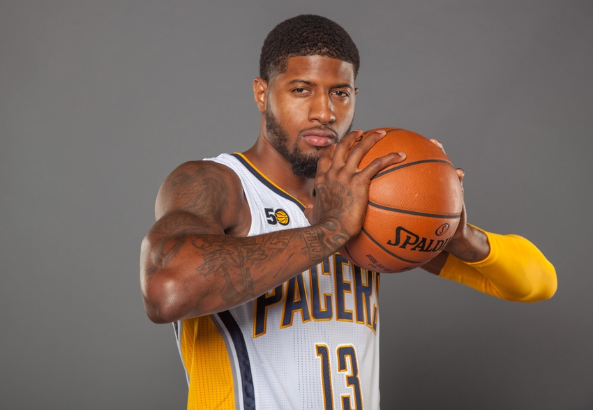 Basketball Players: Indiana Pacers: Paul George Aiming For 2017 NBA MVP Award