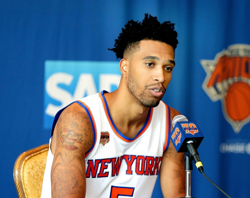 New York Knicks: The Importance Of Courtney Lee