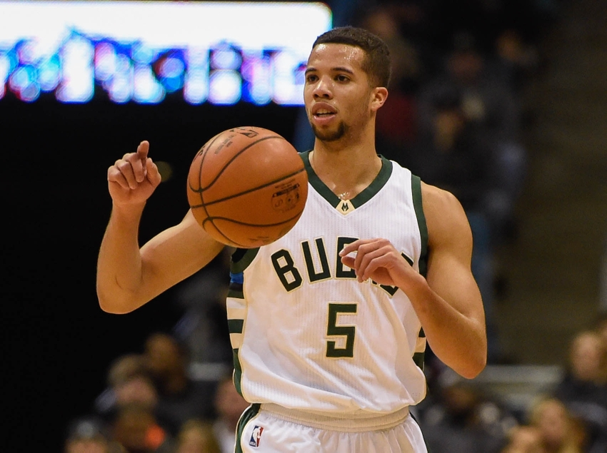 Bucks finalize deal with Chicago