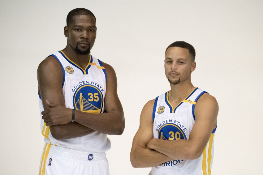 Predicting The Golden State Warriors' Final Roster, Depth Chart For 2016-17 | FOX Sports