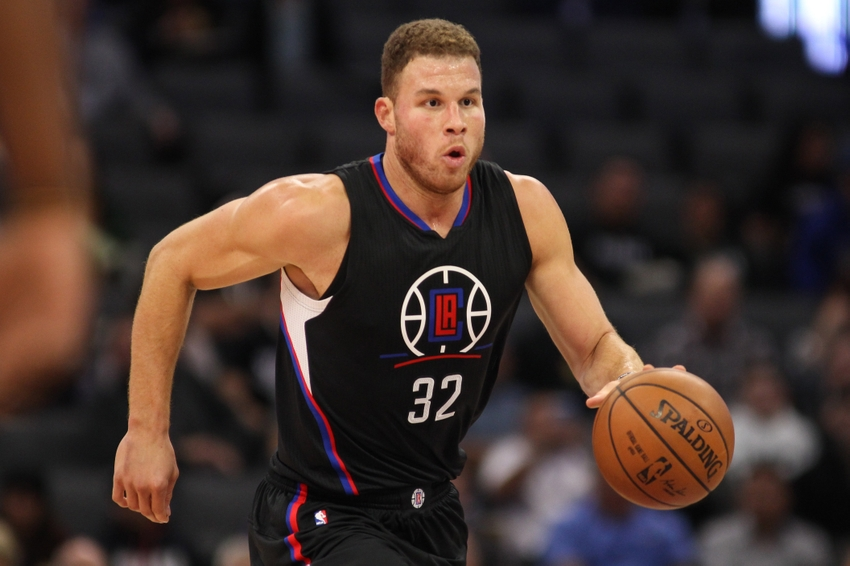 Blake Griffin does it all for the Clippers, making him a perfect FanDuel NBA option.