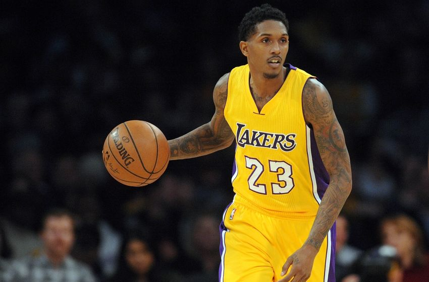 Louis Williams Los Angeles Lakers