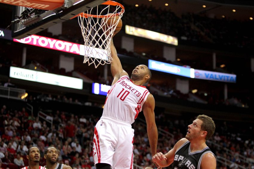 Rockets guard Eric Gordon is a solid FanDuel NBA roster option for Tuesday night.