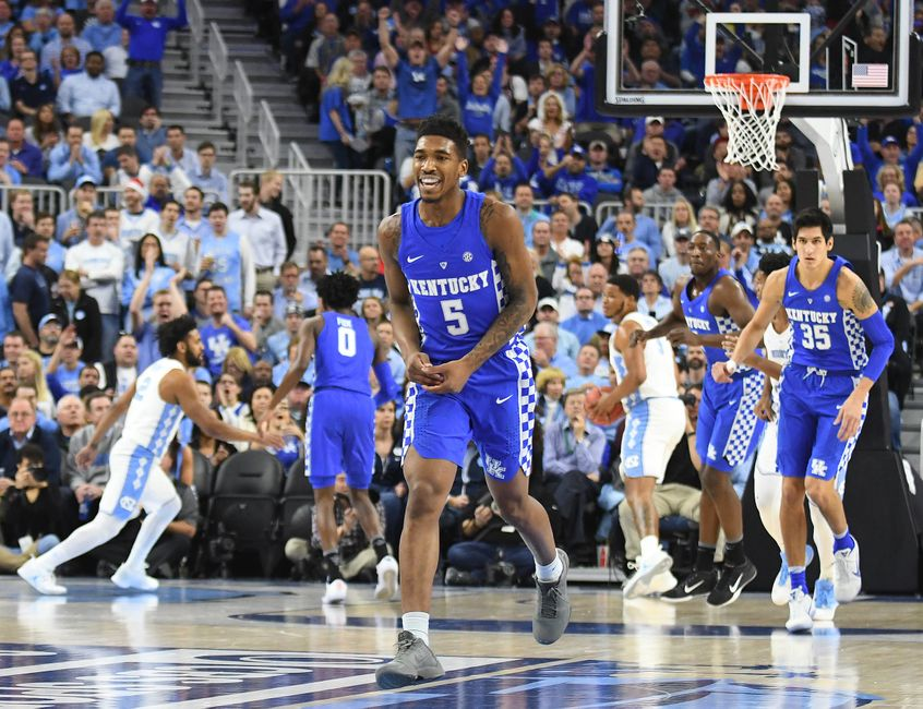 College Basketball Power 10: Malik Monk Went Off, UK Still ...