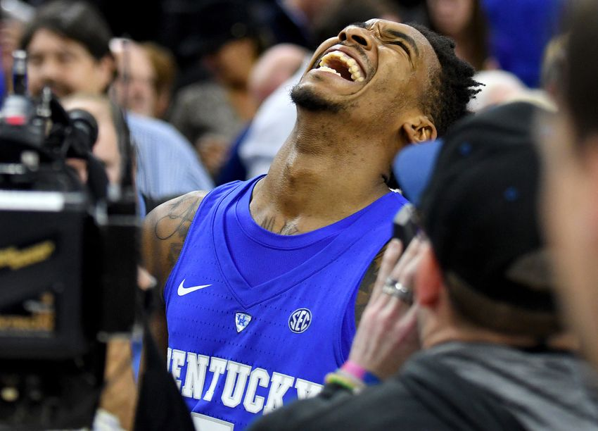 Uk Basketball: 2017 NBA Mock Draft: Point Guards Dominate The Field