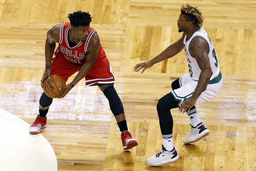 Jimmy Butler trade rumors