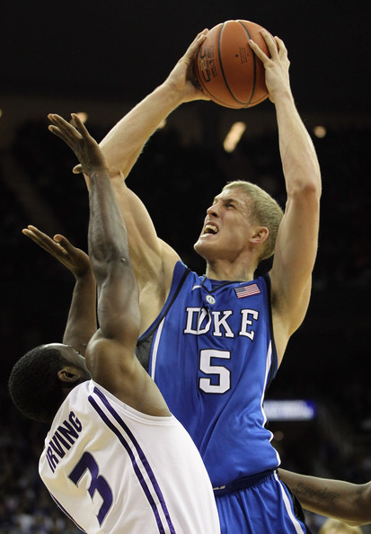 Martavious Irving and Mason Plumlee - CBE Classic