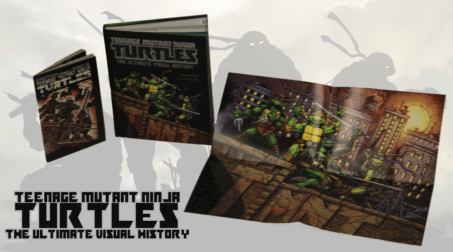 TMNT_Ultimate_Visual_History_Book