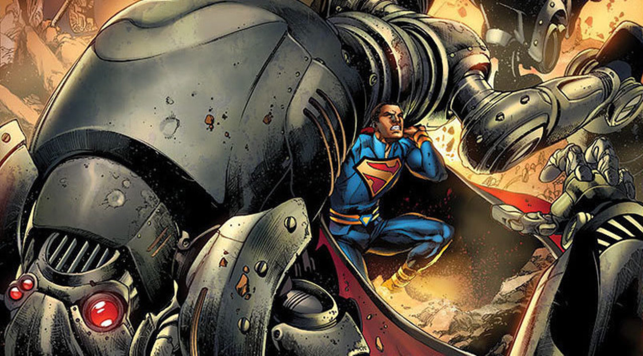 Multiversity_1_Superman_Lifting_Robot