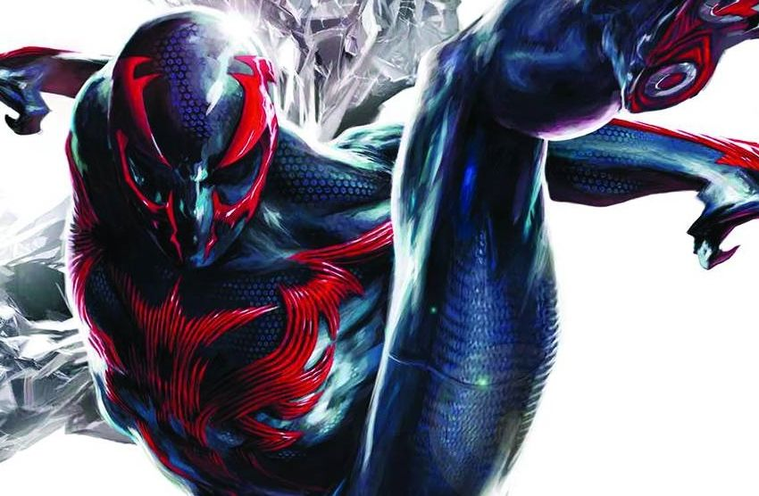 Spiderman 2099: Seven Versions Of Spider-Man I Still Want To See In Spider