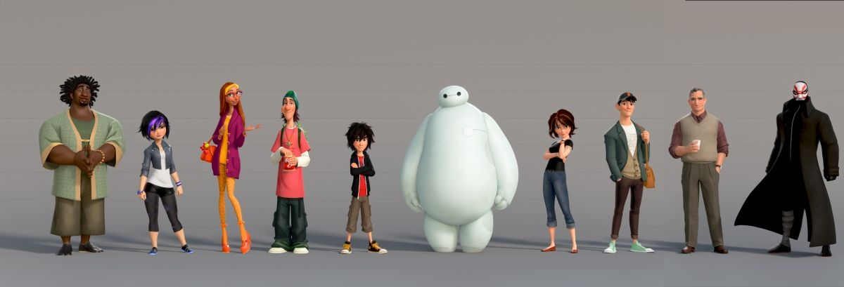 Big hero 6 review a big story in every way