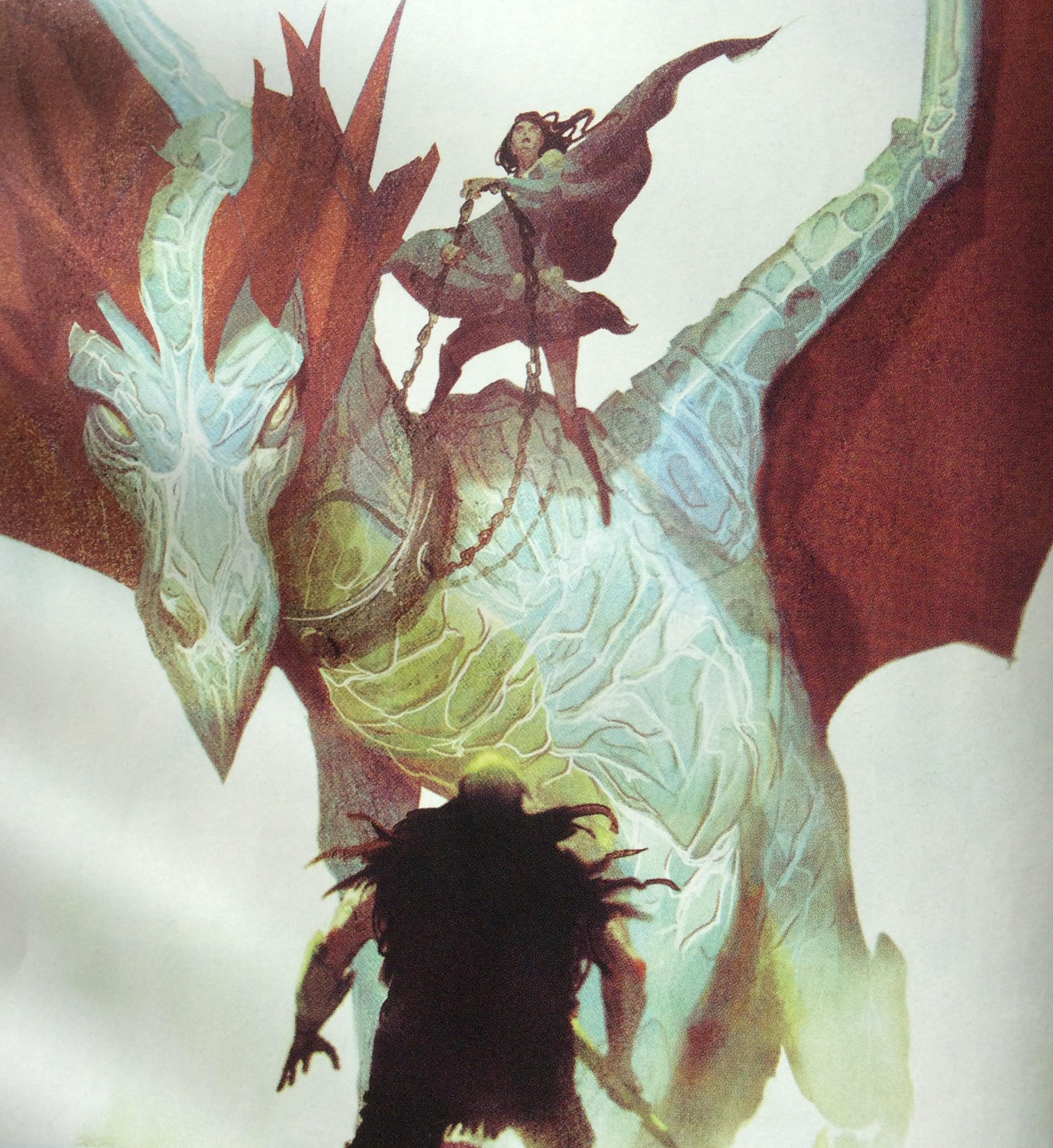 Weirdworld Weirdworld-dragon