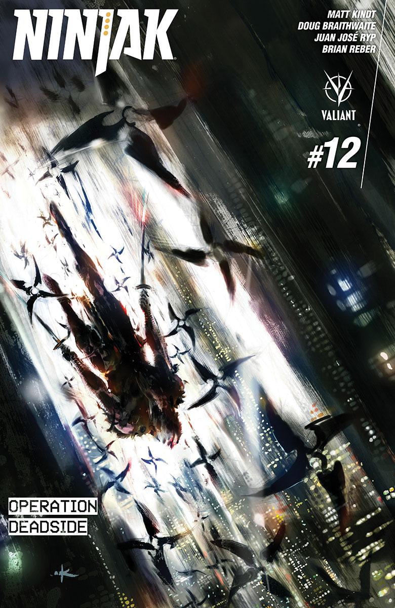 [Comics] Tapas Temáticas de Comics v1 - Página 4 Ninjak-12-Cover-E