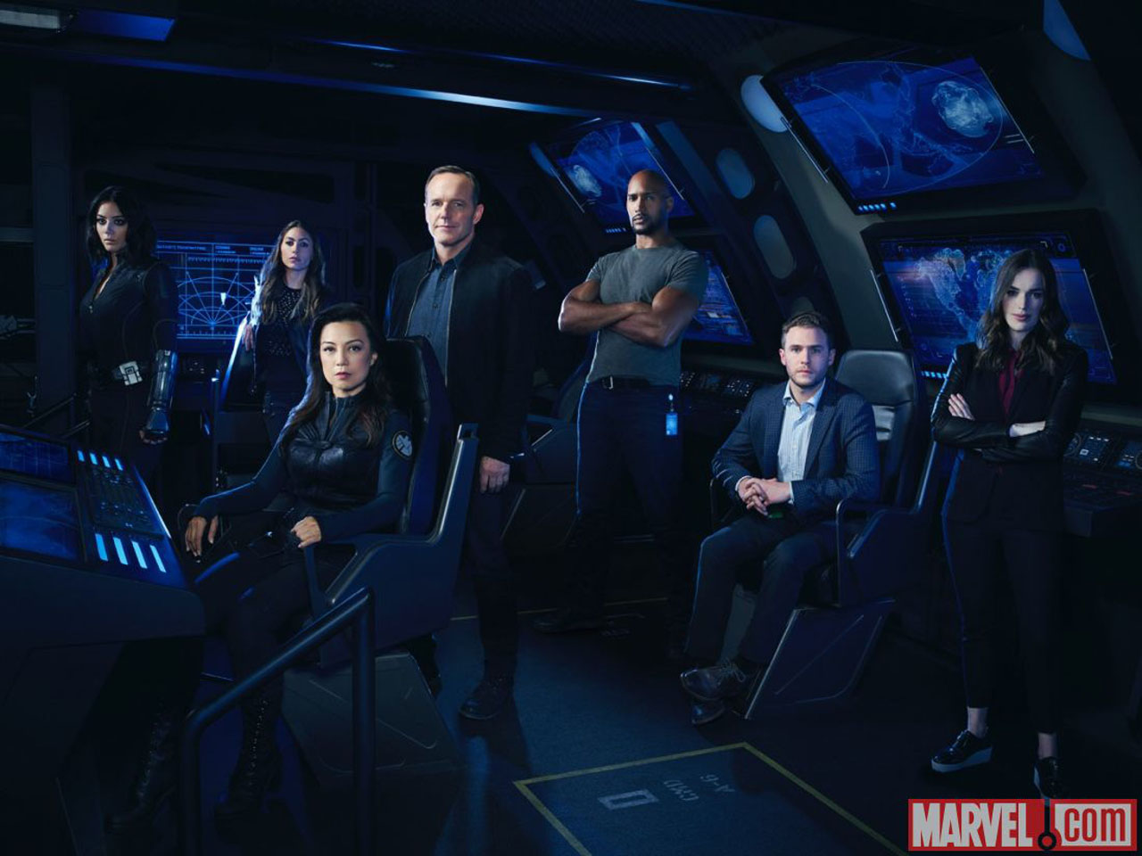 Agents of S.H.I.E.L.D. (TV Series 2013– ) - IMDb