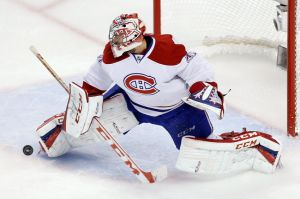 Carey Price Helps Montreal Canadiens Beat Advanced Stats Analytics Puck Possession