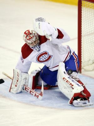 Montreal Canadiens Carey Price Beats Advanced Stats