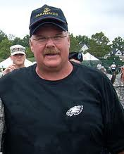 Andy Reid, Beware of the wounded bear