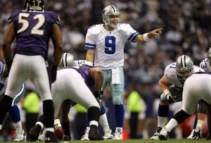 Romo vs the Cowboys