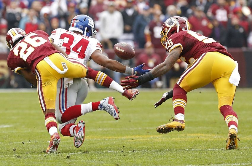 Redskins poised to lock up NFC East on Saturday night