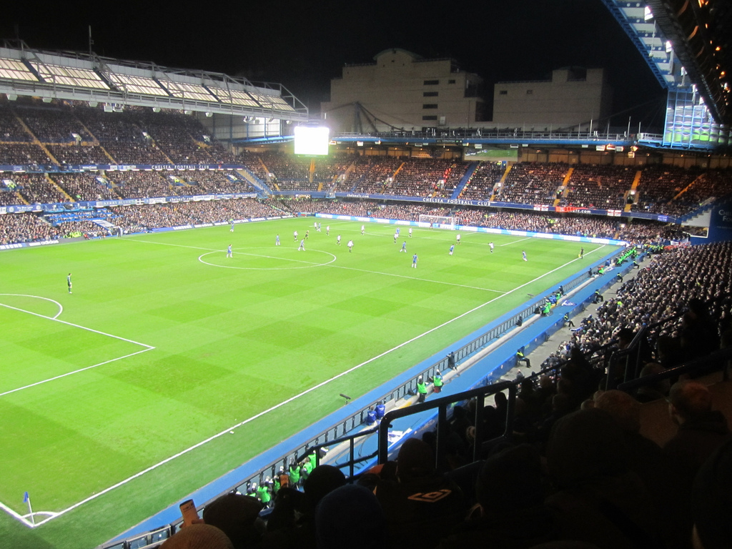 Stamford Bridge-Fulham 2012-13