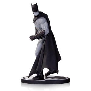 Batman Black and White statue by Gary Frank
