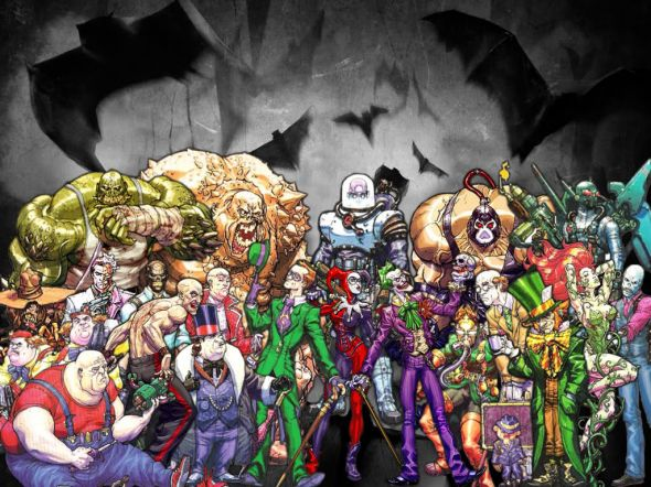 favorite batman villains