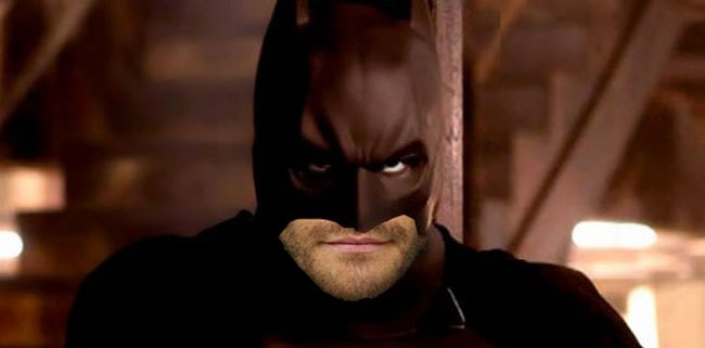 Jake Gyllenhaal was al... Jake Gyllenhaal Batman