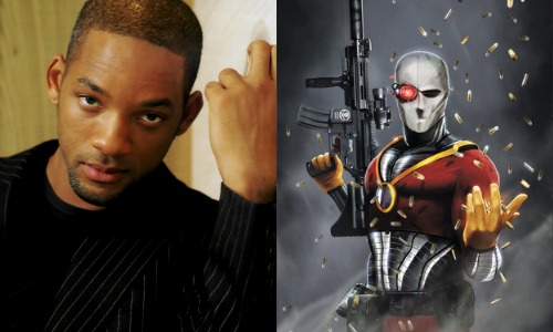 Will Smith Talks Prepping For Deadshot! Will Smith Deadshot