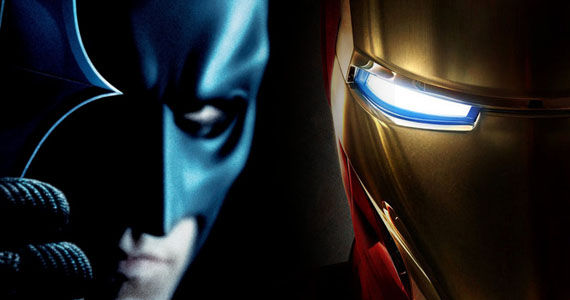Batman v Iron Man Teaser!