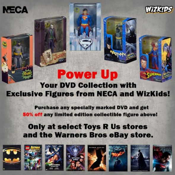Toys R Us Dvd : New dc dvd action figure combos at toys r us