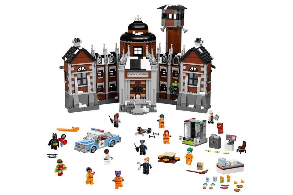 3 New Lego Batman Sets Debuting At New York City Comic Con