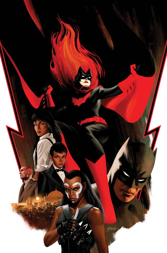 Batwoman Begins In Detective Comics #948 & 949