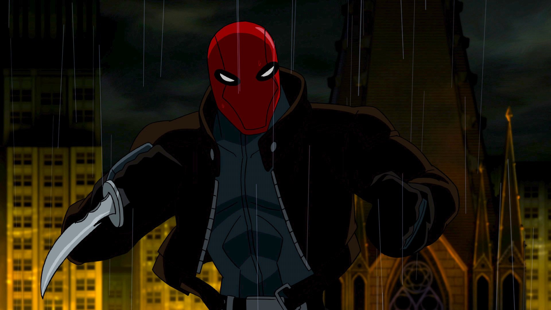 Red Hood Coming To Injustice 2?