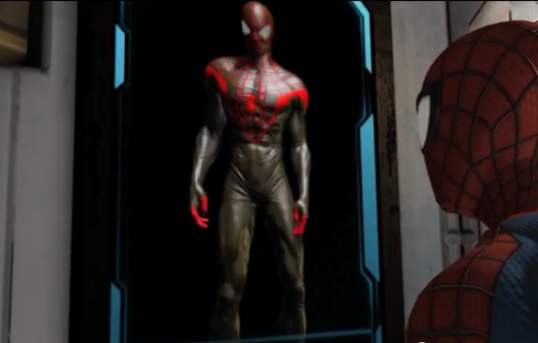 Miles Morales' Ultimate Spider-Man will be unlockable in the Amazing Spider-Man 2 video game